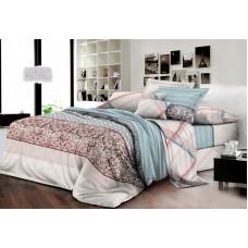 Комплект постельного белья SoundSleep Yanova поплин двуспальный R-3993