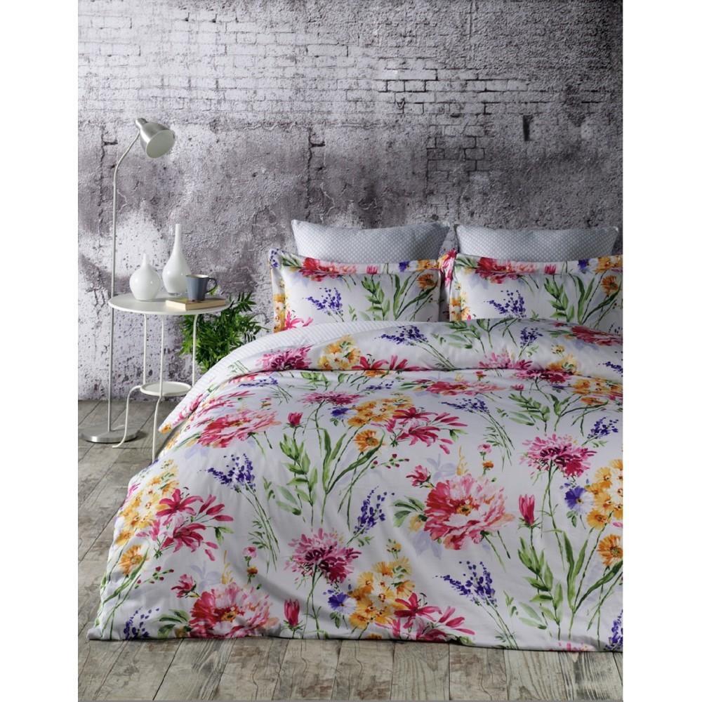 Комплект постельного белья SoundSleep Flore Сатин евро