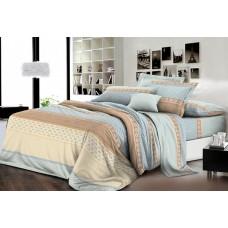 Комплект постельного белья SoundSleep Caralis поплин евро