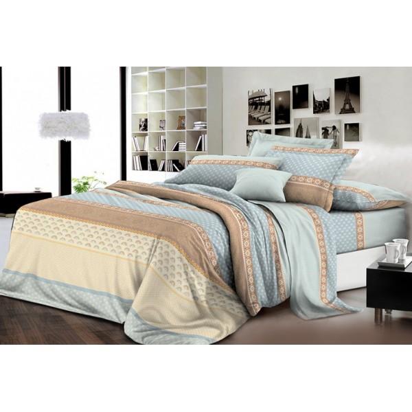 Комплект постельного белья SoundSleep Caralis поплин семейный