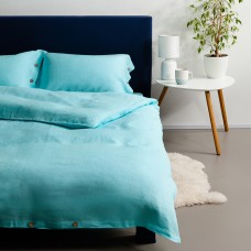 Bed linen set SoundSleep Heaven Blue family