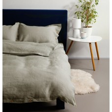 Bed linen made of softened linen Soft Sand SoundSleep euro