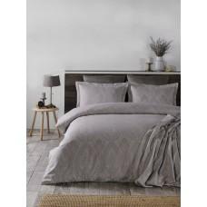 Комплект постельного белья SoundSleep Old Milano Сатин-жаккард бежевый евро
