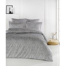 Bed linen set SoundSleep Old Milano Jacquard euro lacivert