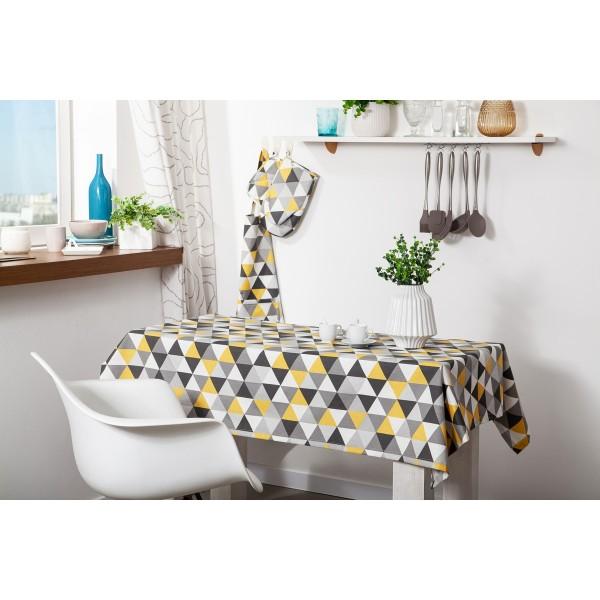 Скатерть водоотталкивающая SoundSleep Mosaic 110х140 cм