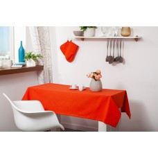 Tablecloth waterproof SoundSleep Geneva brick 140х180 cm