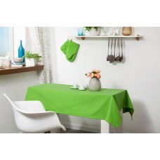 Tablecloth waterproof SoundSleep Geneva light green 140х180 cm