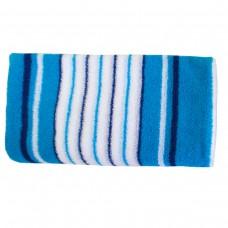 Махровое полотенце SoundSleep голубое 90х150 см