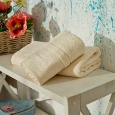 Terry towel SoundSleep Odesse cream 70х140 cm