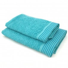 Towel SoundSleep Andora jacquard terry 50x90 cm mint