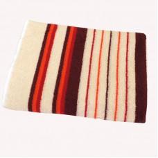 Махровое полотенце SoundSleep бежевое 90х150 см