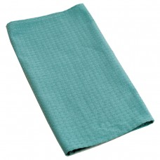 Waffle towel kitchen SoundSleep Home Style 40х50 cm light turquoise