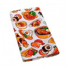 Полотенце вафельное кухонное SoundSleep 35х70 см  Food