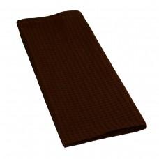 Полотенце вафельное кухонное SoundSleep Home Style 35х70 см шоколадное