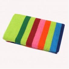 Terry towel SoundSleep rainbow 90х150 cm