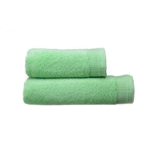 Полотенце махровое Elation Mint SoundSleep мятное 70х140 см 600 г/м2