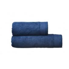 Полотенце махровое Elation Sapphire SoundSleep темно-синее 50х100 см 600 г/м2