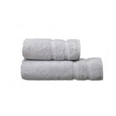 Полотенце махровое Homely Silver SoundSleep светло-серое 50х100 см 500 г/м2