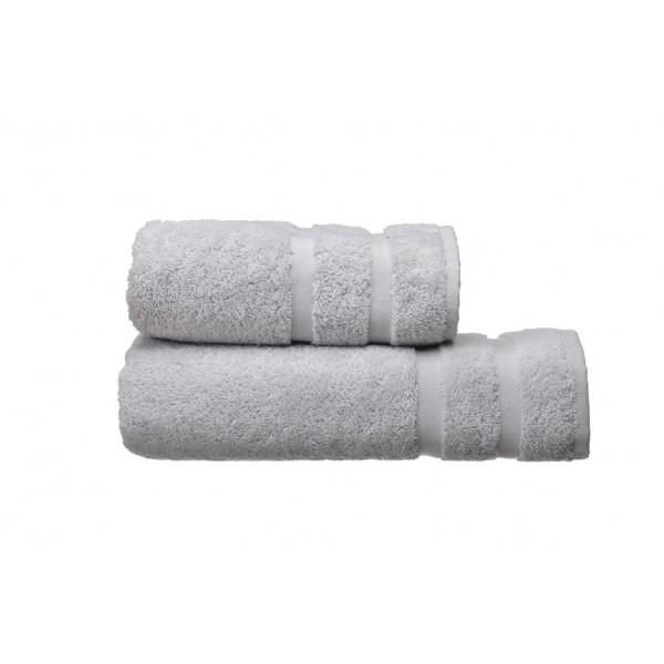 Полотенце махровое Homely Silver SoundSleep светло-серое 70х140 см 500 г/м2