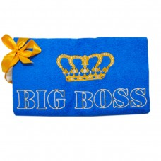 Махровое полотенце Украина Big Boss (англ)