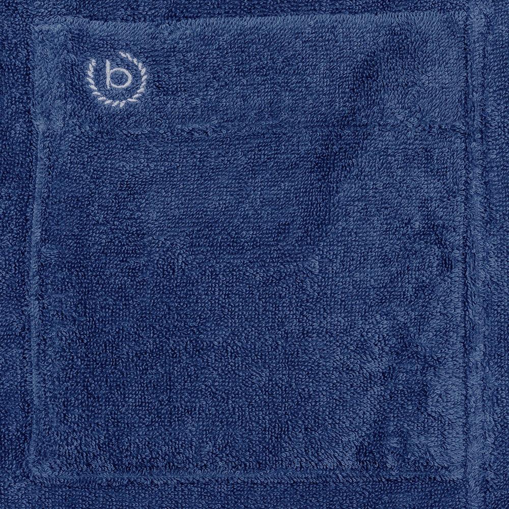 Халат махровый Stefano Bugatti синий L