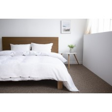 Bed linen set SoundSleep flax euro White