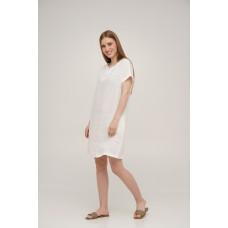 Dress Linen short SoundSleep white size L