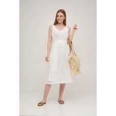 Sundress Linen SoundSleep white size s