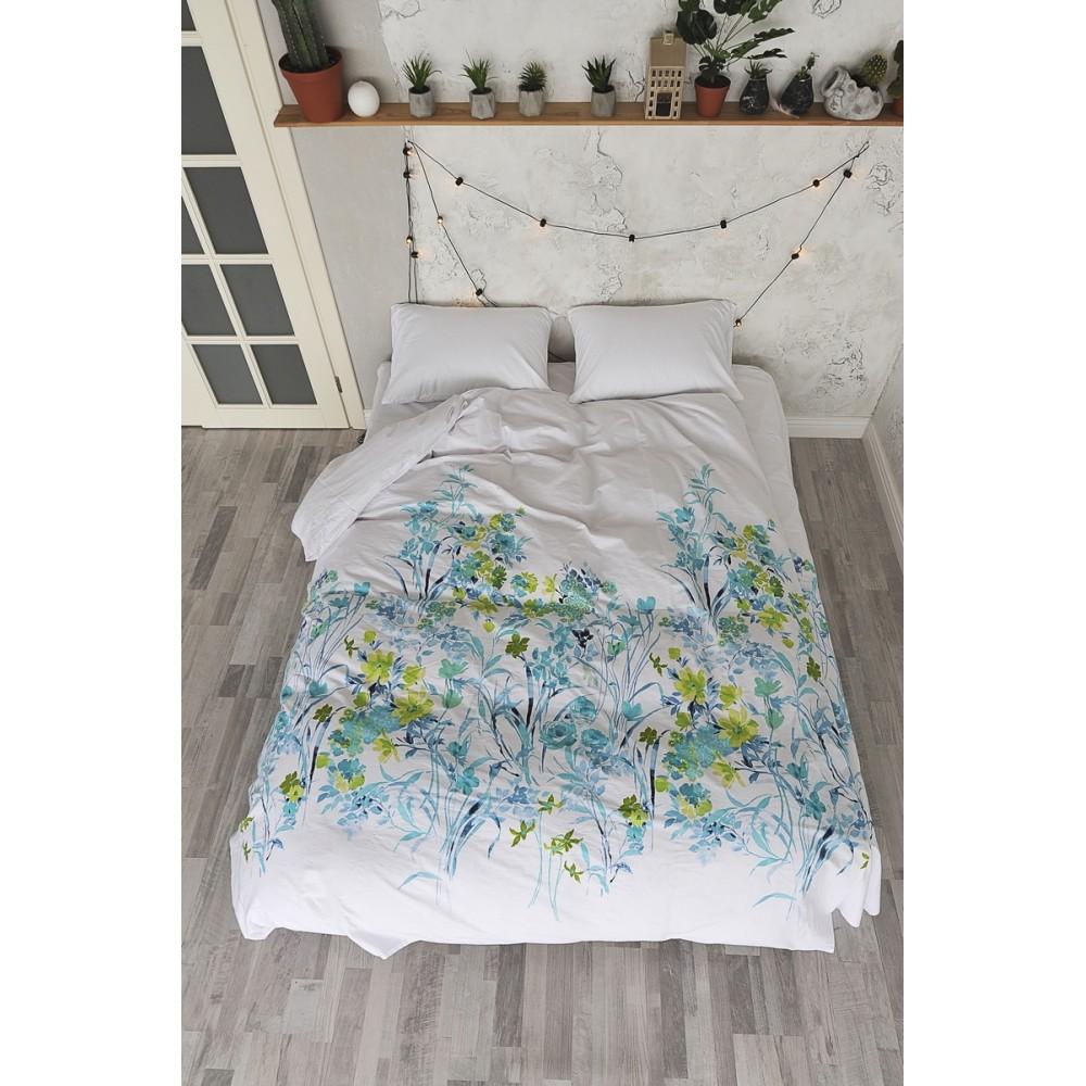 Комплект постельного белья SoundSleep Botanica ранфорс евро