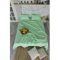 Bed linen Stonewash Neo SoundSleep mint euro