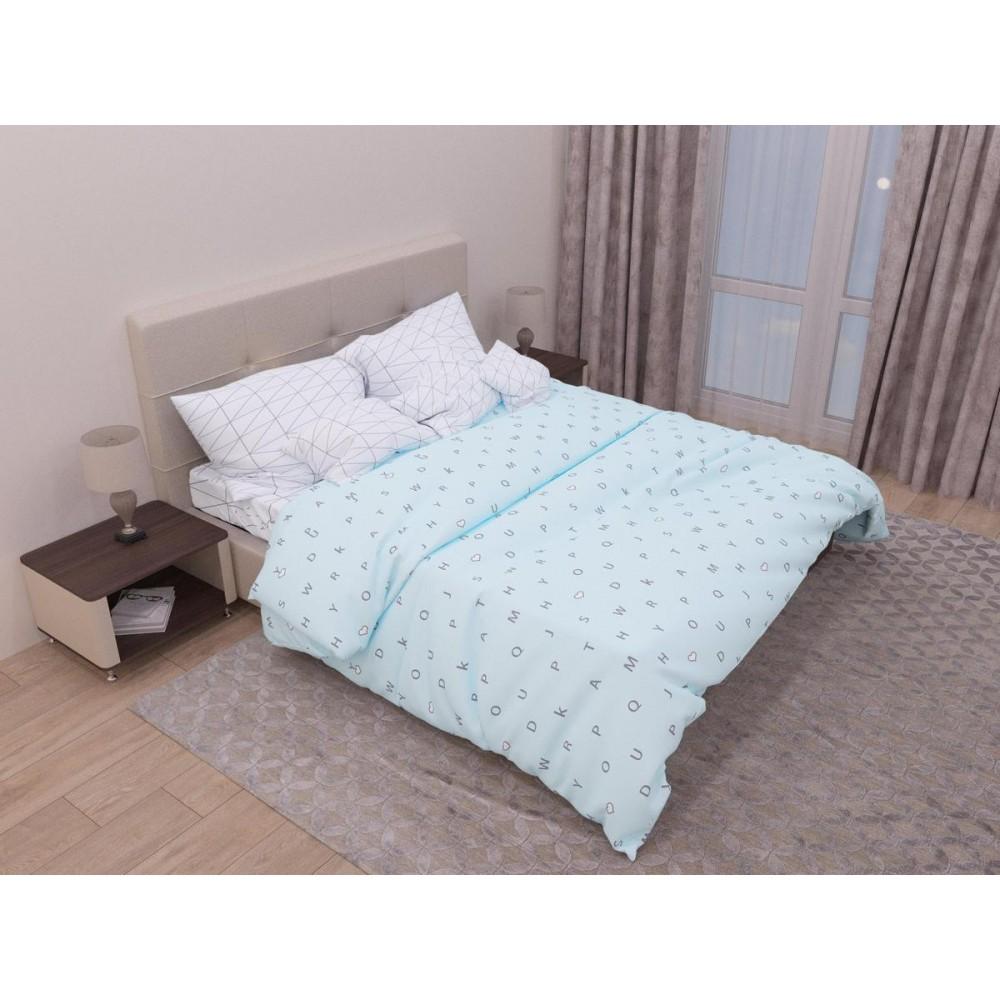Комплект постельного белья SoundSleep Bostad евро