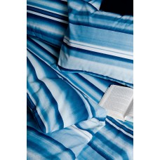 Комплект наволочек SoundSleep Stripes ранфорс 50х70 см