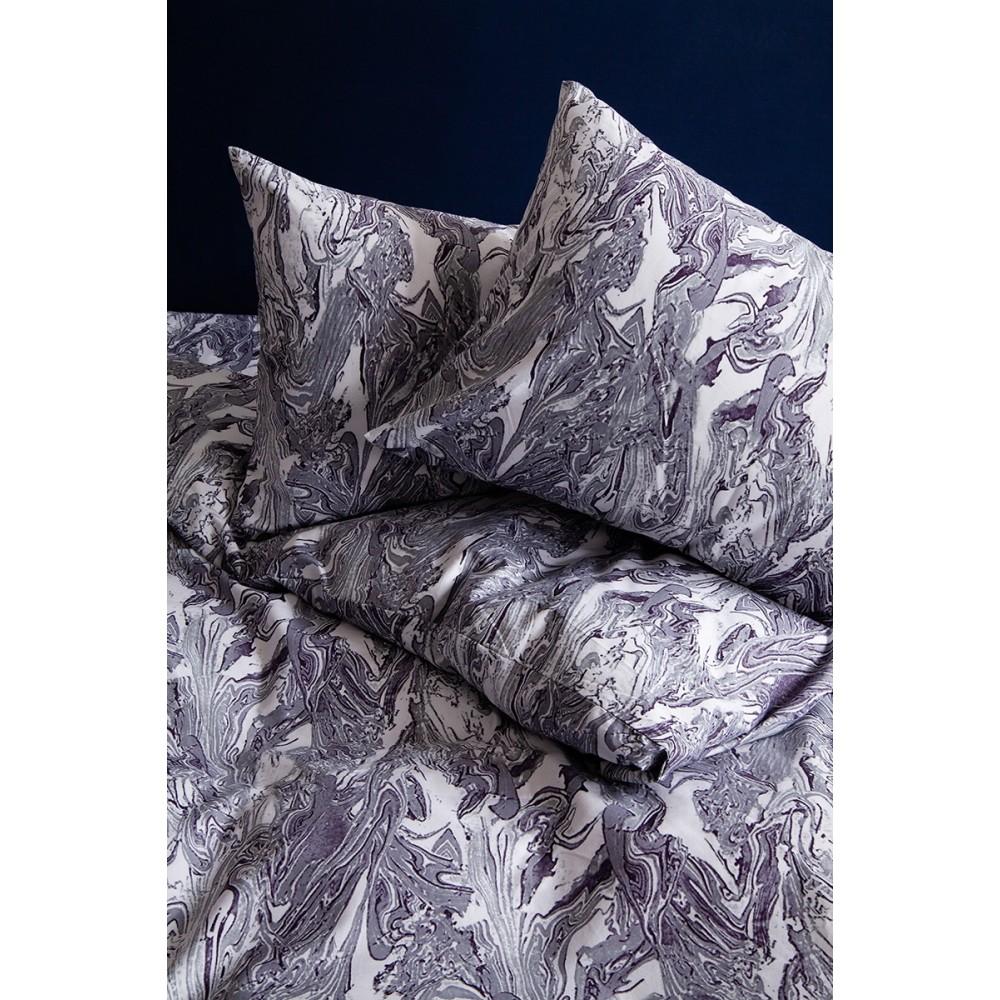 Простынь SoundSleep Marble ранфорс 200х220 см