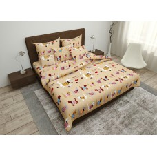 Bed linen set Meow SoundSleep calico single
