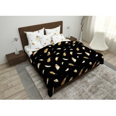 Bed linen set Golden Feather SoundSleep calico euro