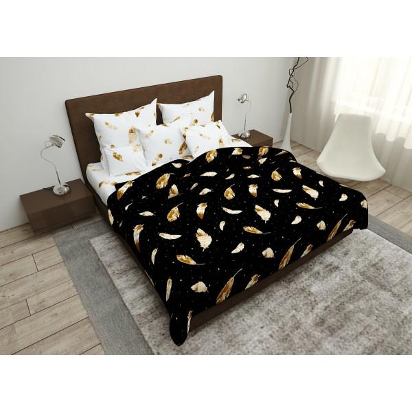 Комплект постельного белья Golden Feather SoundSleep бязь евро