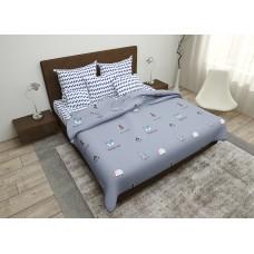 Комплект постельного белья Fox SoundSleep бязь полуторный