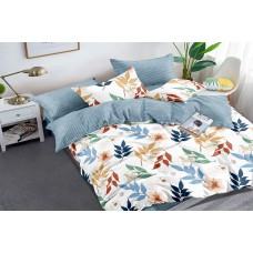 Cotton bedding Colorful leaves SoundSleep satin family