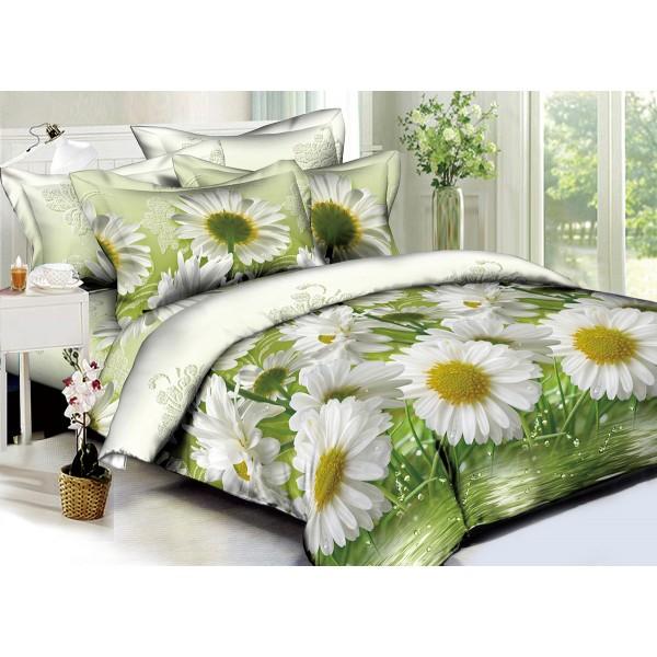 Комплект постельного белья Camomile SoundSleep Полисатин евро
