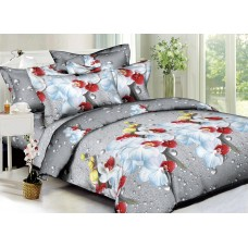 Bed linen set Orchid SoundSleep Polysatin single