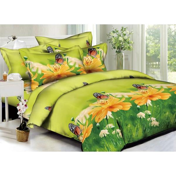 Комплект постельного белья Summerfield SoundSleep Полисатин двуспальный