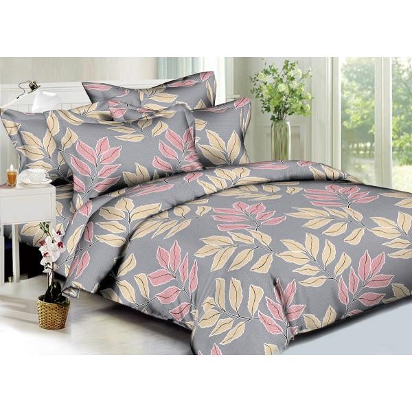 Комплект постельного белья Foliage SoundSleep Полисатин евро