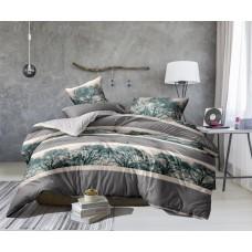 Bed linen set Shadow SoundSleep Polysatin double