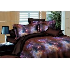 Комплект постельного белья SoundSleep Cosmic ранфорс полуторный