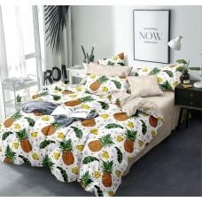 Комплект постельного белья Pineapple SoundSleep Сатин евро