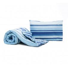 Набор хлопковый Stripes SoundSleep одеяло простынь наволочки двуспальный