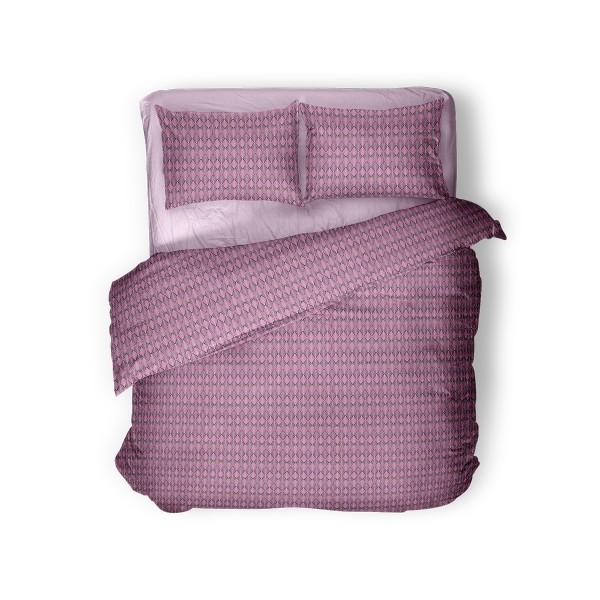 Комплект постельного белья Rhombus SoundSleep евро