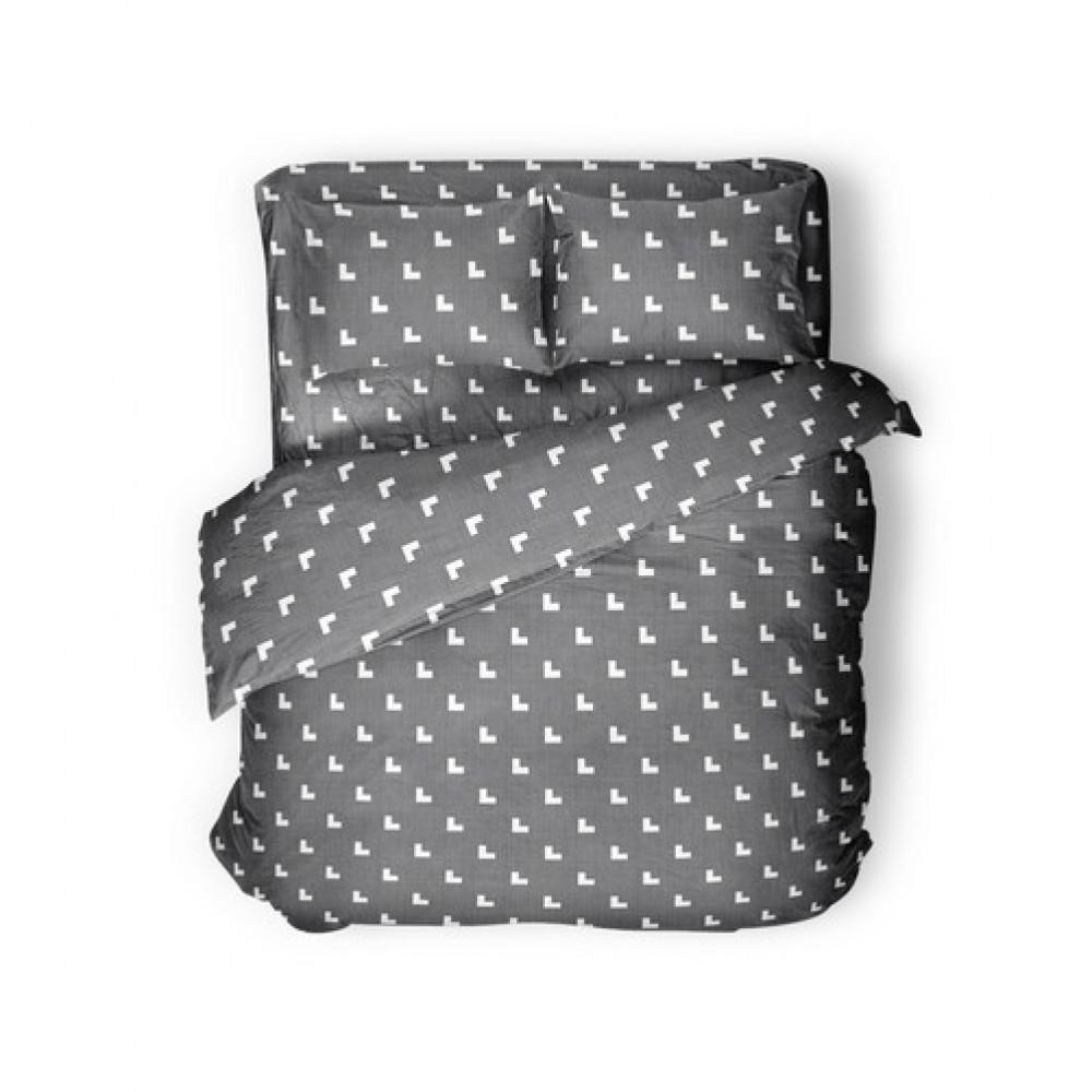 Комплект постельного белья Hearts SoundSleep евро