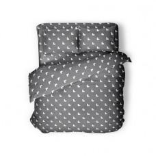 Bed linen set SoundSleep Hearts calico euro