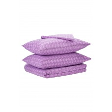 Bed linen set SoundSleep Rhombus calico single